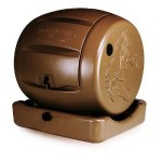 envirocycle mini compost tumbler composter